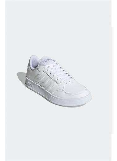 adidas Adidas Kadın Günlük Spor Ayakkabı Breaknet Fx8725 Beyaz